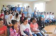 افتتاح ابواب المواطنة لاستقبال تلاميذها