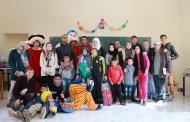 زيارة تضامنية لفائدة تلاميذ قرية بنصميم بإقليم إيفران