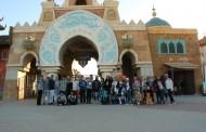 تلميذات وتلاميذ المواطنة بحديقة السندباد
