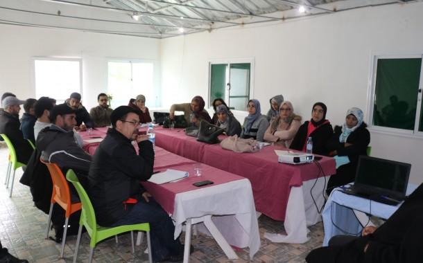 خرجة تكوينية و ترفيهية لفائدة الأطر الإدارية و التربوية لمجموعة مدارس المواطنة