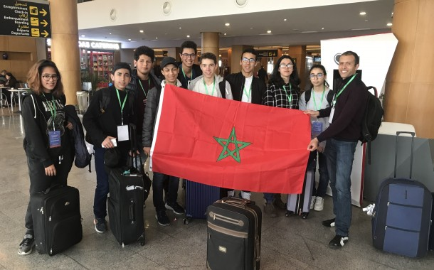 ملخص مشاركة المواطنة بمسابقة مبرمجي المستقبل بالأردن