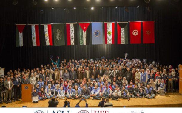 مسابقة مبرمجي المستقبل الأردن الثانية