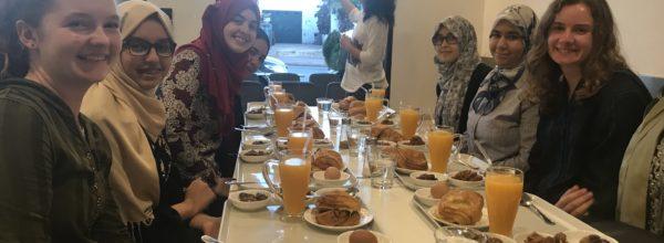 حفل إفطار تلميذات وتلاميذ السنة الأولى باكلوريا