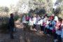 خرجة دراسية الى غابة المخينزة